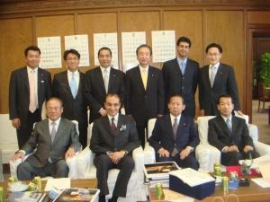 日本バーレーン友好議員連盟